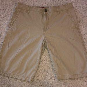 Arizona Boys Khaki Shorts